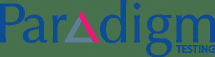 Paradigm Testing logo