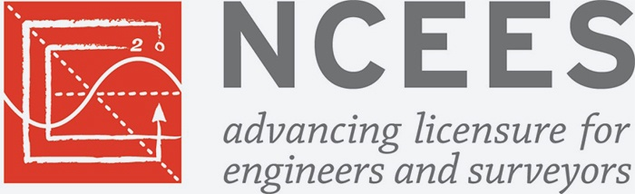 NCEES advancing licensure for engineers and surveyors logo